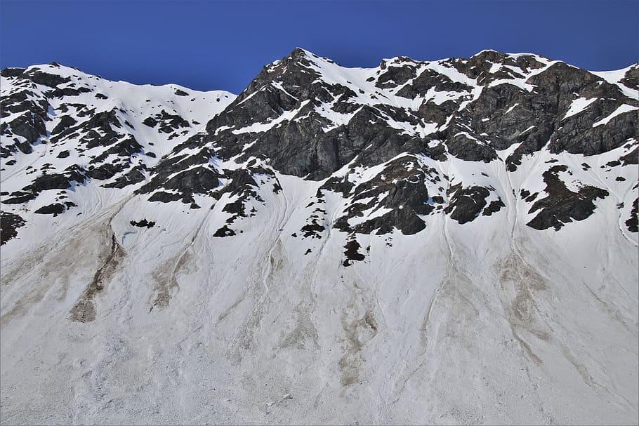 detector víctimas avalanchas