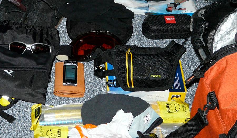 comprar material de seguridad y rescate invernal